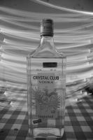 botol crystal club vodka by zackold