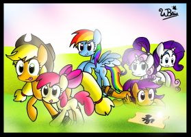 Fun With the Family! by NeonCabaret