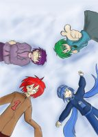FHFIF - The snow will bless us by marvyanaka