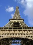 The Eiffel Tower by Ravynna