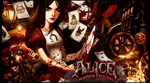 Alice madness steampunk by Sergiomol