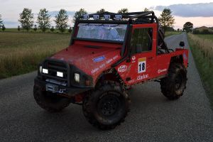 U.M.M. 4x4 - HDRI Render by konceptsketcher