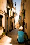 A small sicilian street - paint edit v2 by wulfman65