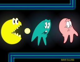 Pac-Man Fever by RobBlizzard