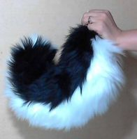 Husky Tail (auction) by CalicoCougar