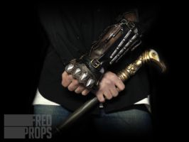 Assassin's Creed Syndicate Sword Cane replica by FredProps