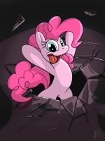 Pinkie Pie crashed my ipad by secoh2000