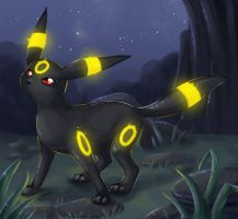 Umbreon by Lucie-P