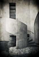 wine-cellar II by VincBlack