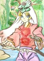 Agata forest:Waka the Prophet by pichinayu