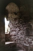 Doune Castle Chamber Window 1 by mmp-stock