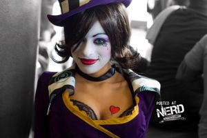 DCC Mad Moxxi - Lips are sealed by Enasni-V