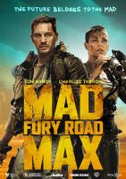 poster 5 Fury Road Mad Max by Cesaria-Yohann
