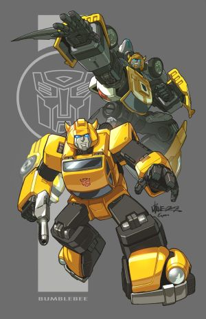 Preview Art for Botcon 09 and TFCon 09