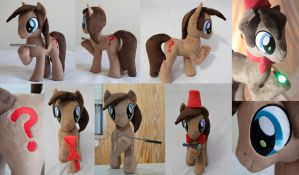Custom Dr. Whooves for Emily by adamlhumphreys