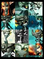 Midna Wallpaper by DeviousAngel5216