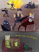Gears of Adventure by Liberty-Primes