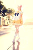 Sailor Venus Cosplay (Edit 3) by Hardii