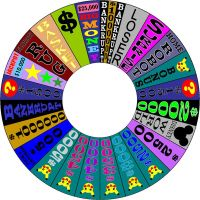 Wheel of Prizes 5 by germanname