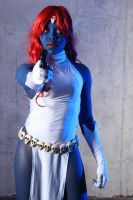 -Mystique- by OsatoCosplay