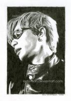 Black Gackt by LadyMiah