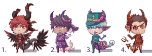 [closed] Assorted Adopt Batch by sixth-x-sun