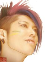 Miyavi is Freedom Fighter by sand-shinobi