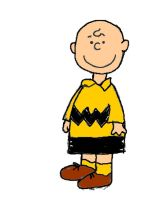 Charlie Brown by GlassArrow