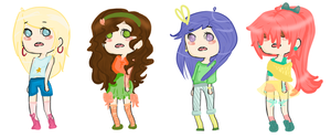 Random Adopts (30-50 Points each) 2 Left by aquadopts