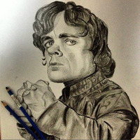 Tyrion Lannister by earllison