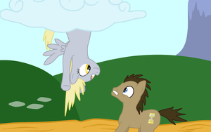 Derpy Whooves by Milante