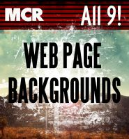 MCR - Website Backgrounds by ApertumCodex