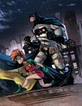Batman and Robin by Brianskipper