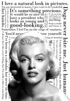 Marilyn Quotes - Picture by pantunes