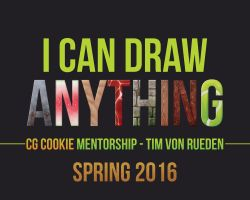 Spring Workshop - Registration NOW OPEN! by CGCookie
