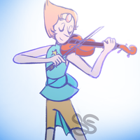 Giveaway Request - Pearl for thatoneviolinist by Sigma-the-Enigma
