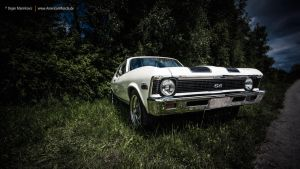 Chevrolet Nova SS by AmericanMuscle