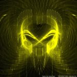 Spirit of the Yellow Alien by TomWilcox
