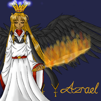 Angel of Life and Death by Kayru