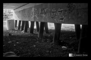 Under The Over Pass by CharliePhotos