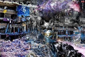 Apocalyptic InterPenetration by cloistering
