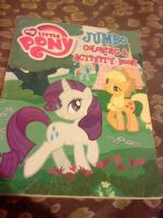 MLPFIM coloring Book by 3ponfatisback