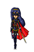 SSB collab-Lucina by ninpeachlover