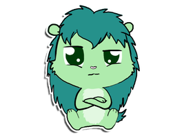 Morse sticker commission by Pink-Doodlr