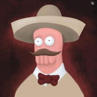 Senor Zoidberg by R3YNO