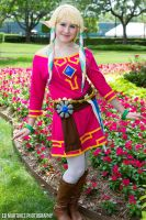 Hylia's Second Coming by TitanesqueCosplay