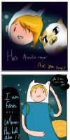 Adventure Time: Another lifes pt2 by hadescryushiu