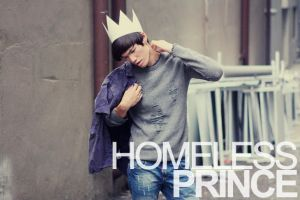 HOMELESS PRINCE i by mikeizer44