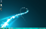 Windows 7: Turquoise Theme by WeezyGPX