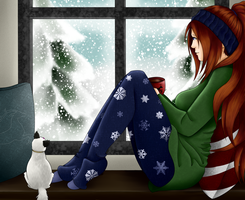 Snowed In by HinataOC